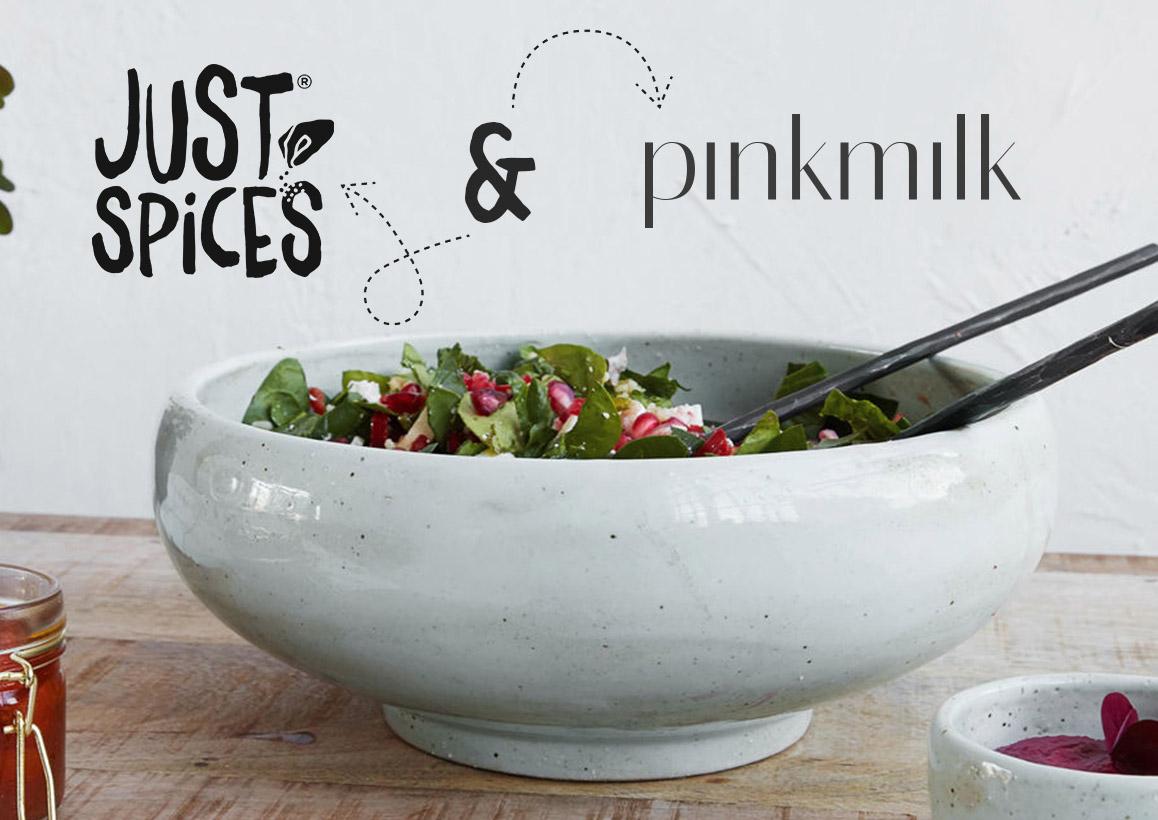 just_spices_pinkmilk_kooperation