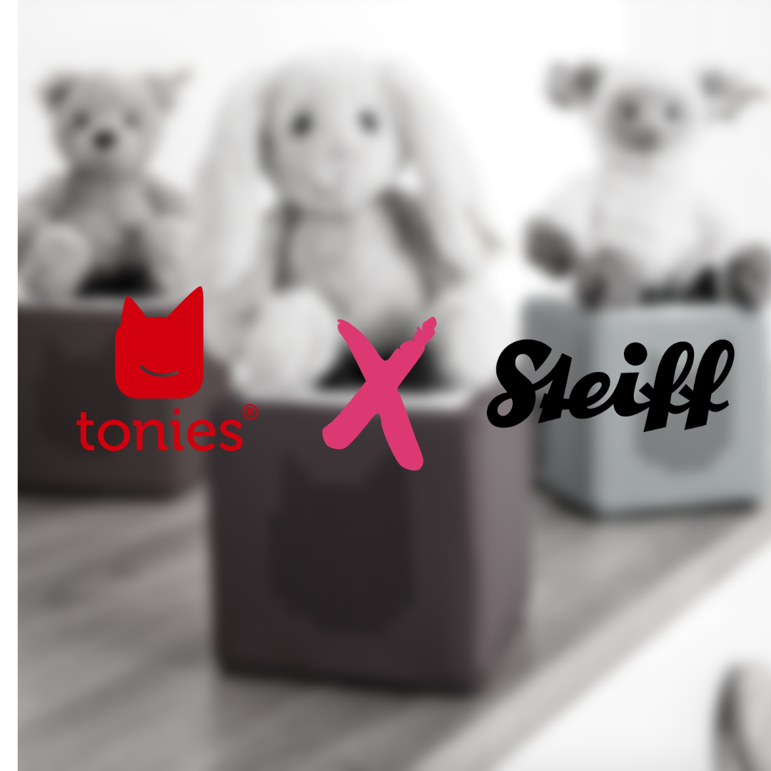 Tonies x Steiff
