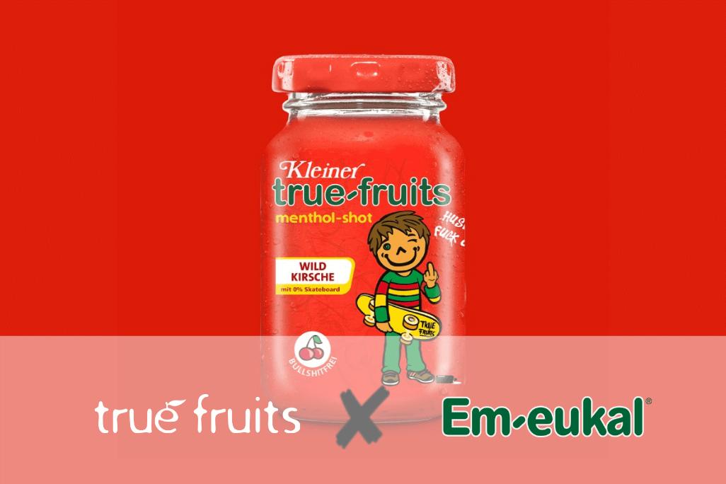TrueFruits x em eukal