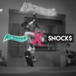 AIRWAVES x SNOCKS